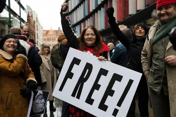 روز چهارشنبه مشخص خواهد شد که آیا جولیان آسانژ با آزادی مشروط آزاد خواهد شد یا خیر  بین المللی  اخبار