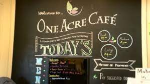 یک کافه آکره ، بدون توجه به توانایی پرداخت ، توانایی ارائه غذای خوب و دوز حیثیت را دارد
